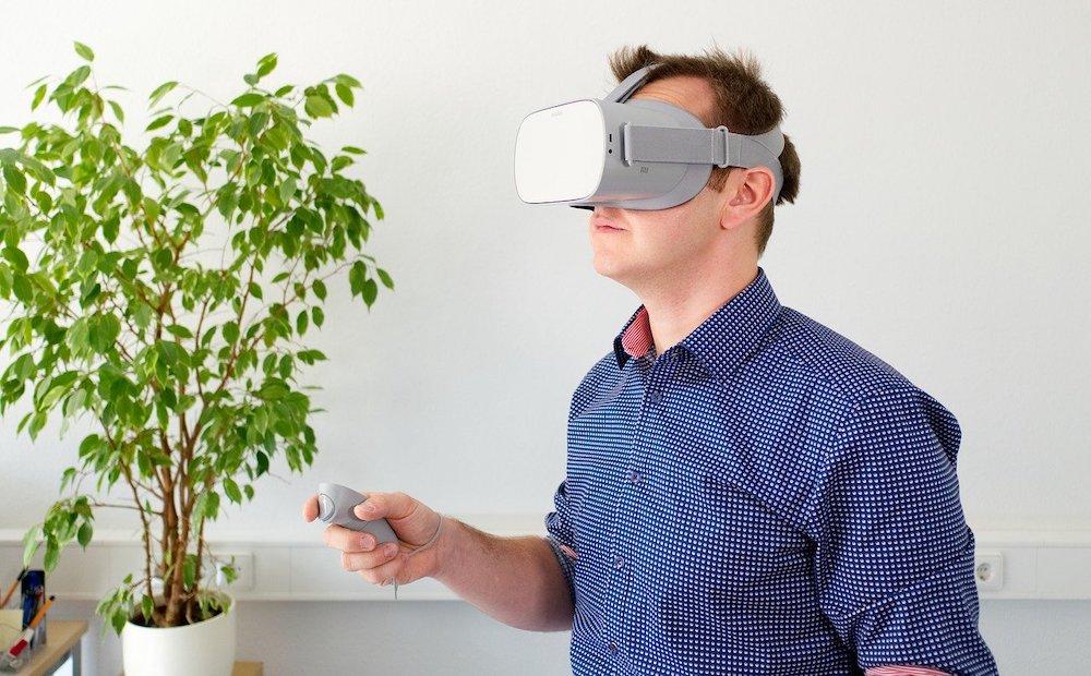 experiencias de realidad virtual
