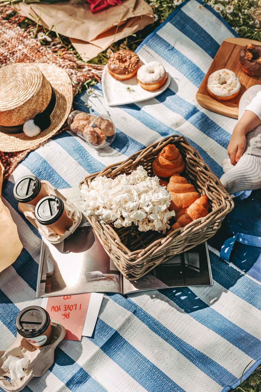 tarde de picnic